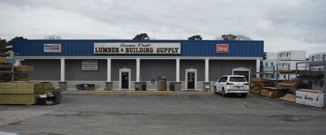 Somers Point Lumber!